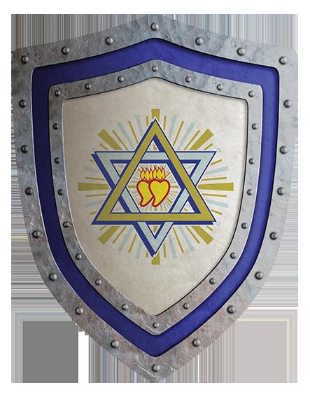 Escudo de la Logia Caridad 16
