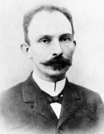Retrato de José Martí